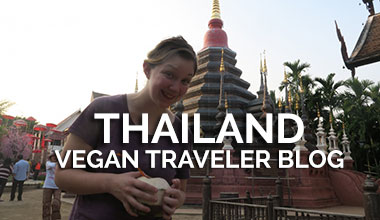Thailand Vegan Traveler Blog