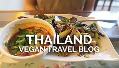 Thailand Vegan Travel Blog Roundup