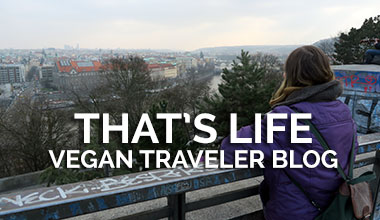 Vegan Traveler Blog - Prague to Venice