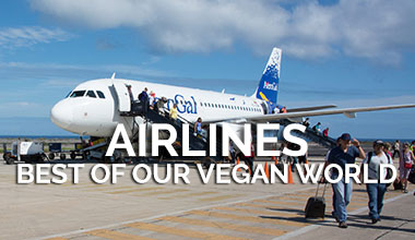 Best Airlines for Vegans