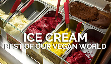 Best Vegan Ice Cream Parlors