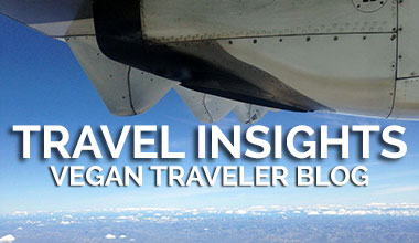 Travel Insights - Vegan Travel