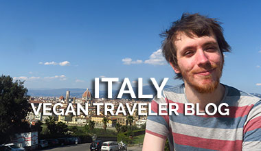 Vegan Travel Blog Italy