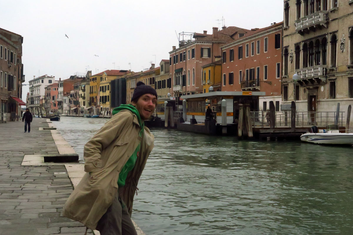 Vegan Travel Blog Italy - Venice