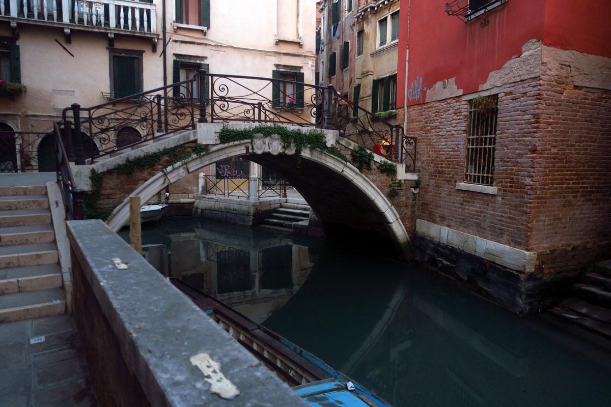 Vegan Travel Blog Italy - Venice