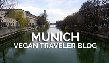 Vegan Travel Blog - Munich