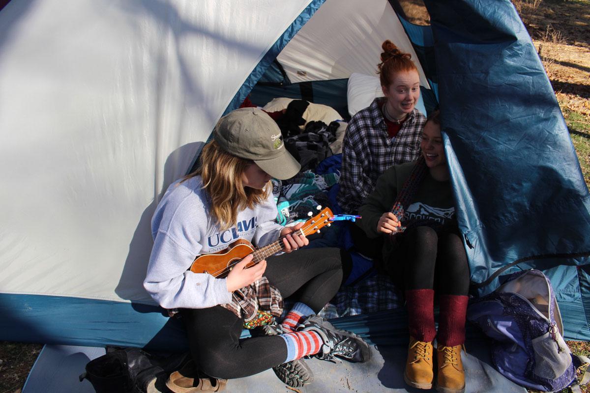 Vegan Camping Lists and Tips - Vegan Travel