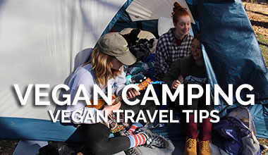 Vegan Camping Lists and Tips - Vegan Travel