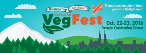 Portland VegFest 2016