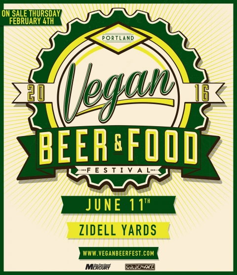 Portland Vegan Beer & Food Festival 2016