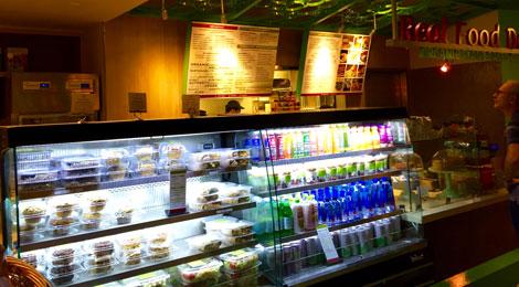 Real Food Daily LAX Terminal 4 Vegan Dining Reviews Vegan Travel