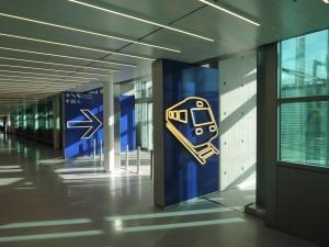 2016/05/23 Helsinki Airport Terminal 1 and 2 VR Train Station VeganTravel Vegan Travel