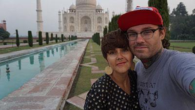 Cody & Giselle's Vegan Travels