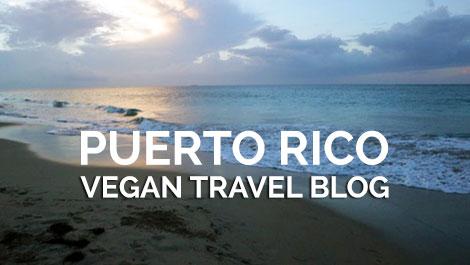 Puerto Rico Vegan Travel Blog - Vegan Travel