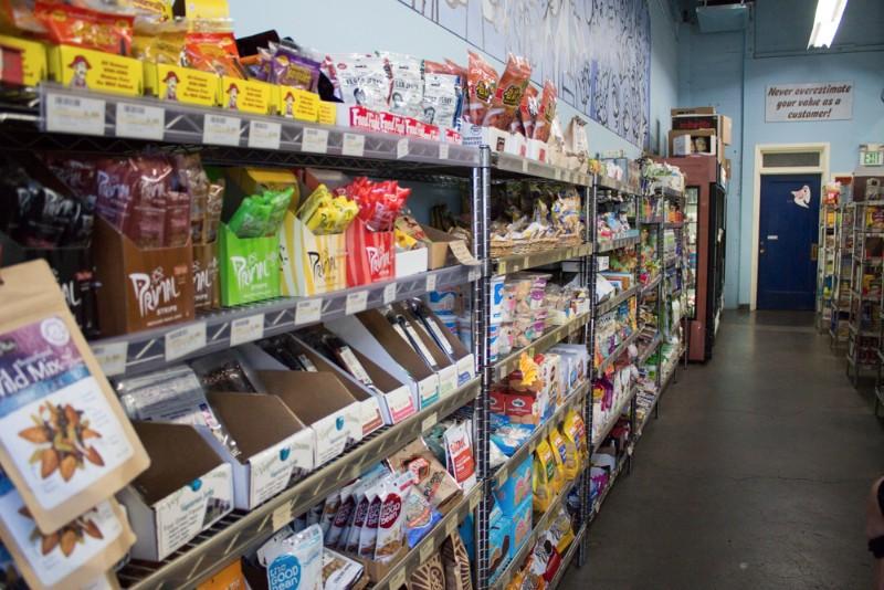Food Fight Vegan Grocery In Portland Vegan Reviews Vegan Travel - Map of grocery stores in us