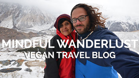 Mindful Wanderlust - Travel Lessons Learned - Vegan Travel