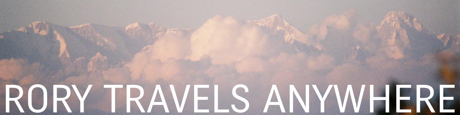 Vegan Traveler Blog - Rory Travels - Vegan Travel