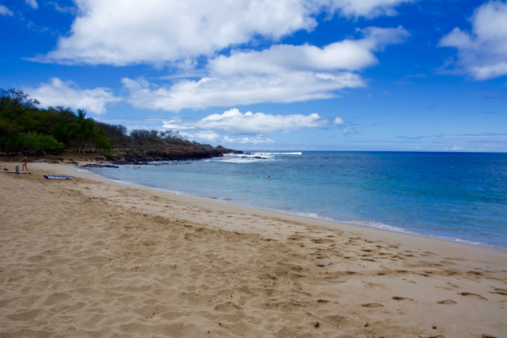 2016:05:31 Lanai Beach Hulapoe Vegantravel