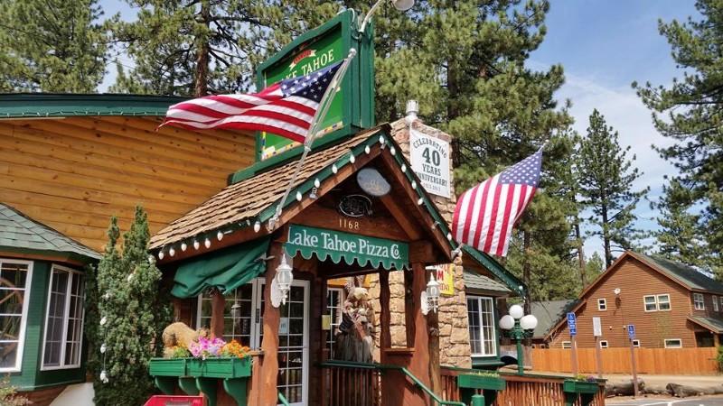 Lake Tahoe Pizza Co Vegan Traveller Reviews Vegantravelcom