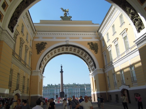 Vegan in Saint Petersburg