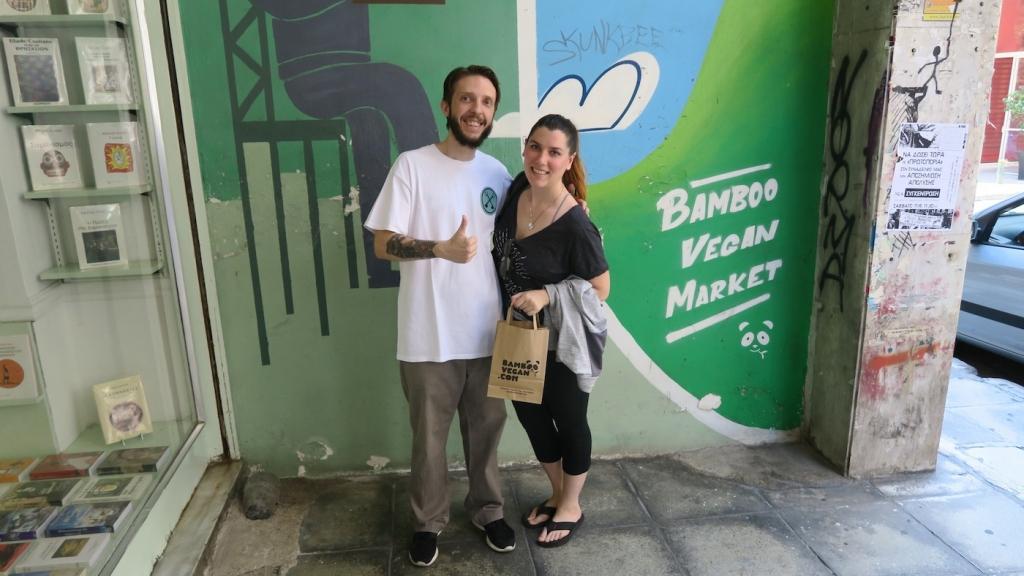 bamboo vegan athens