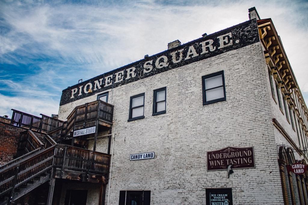 Pioneer Square - CA