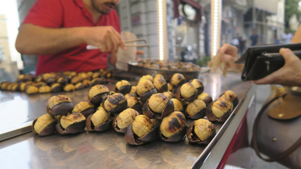Istanbul_roasted chestnuts