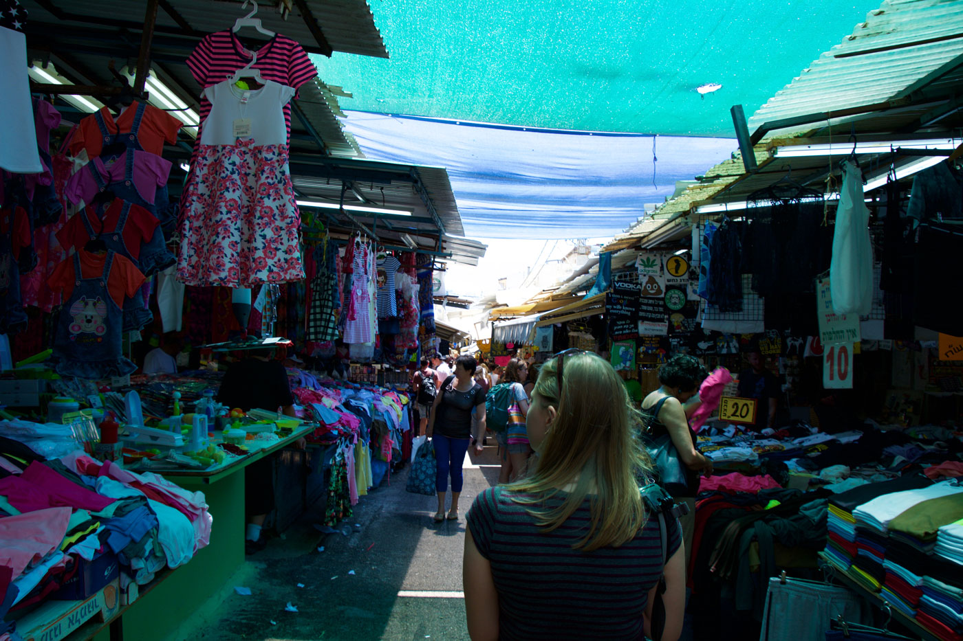 Tel Aviv's Carmel Market