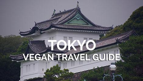 Tokyo Vegan Travel Guide