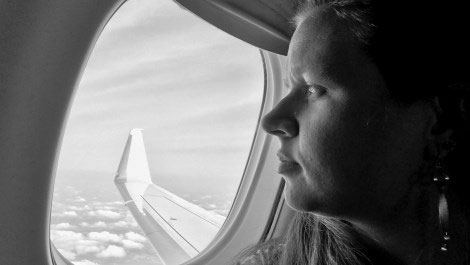Vegan Traveler Blog - Vegan Food on Airplanes - Jenn - Vegan Travel