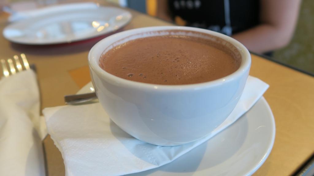 Yi_cacao latte