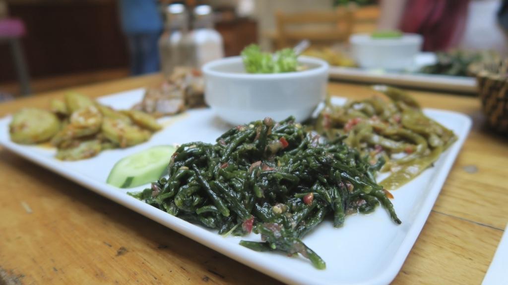 Zencefil vegan food options istanbul
