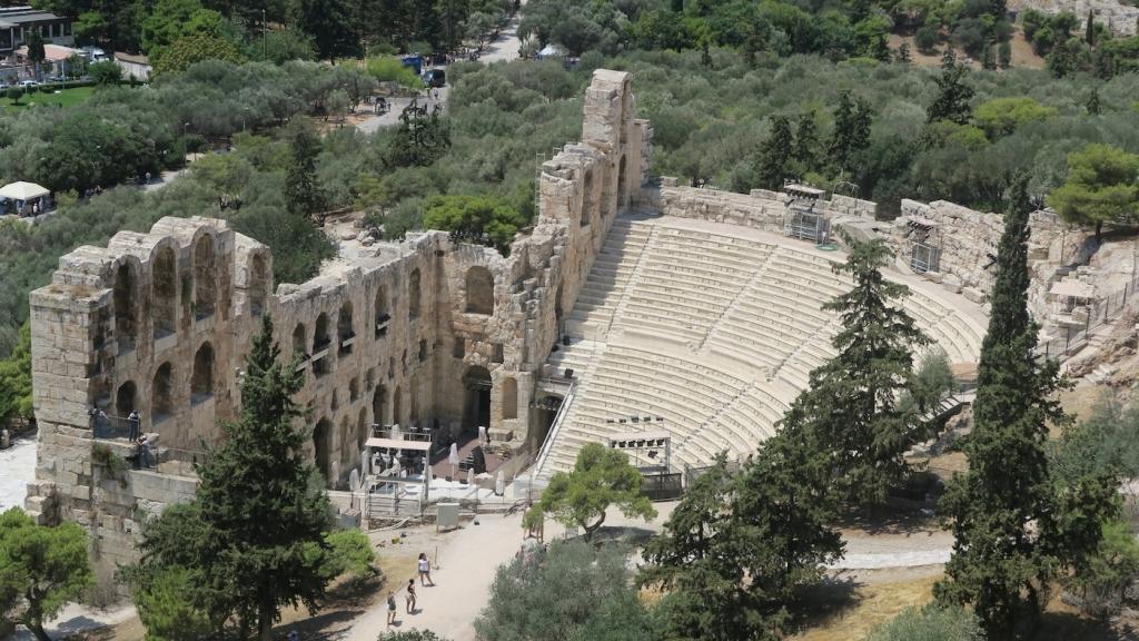 athens_acropolis ampiteheater_2