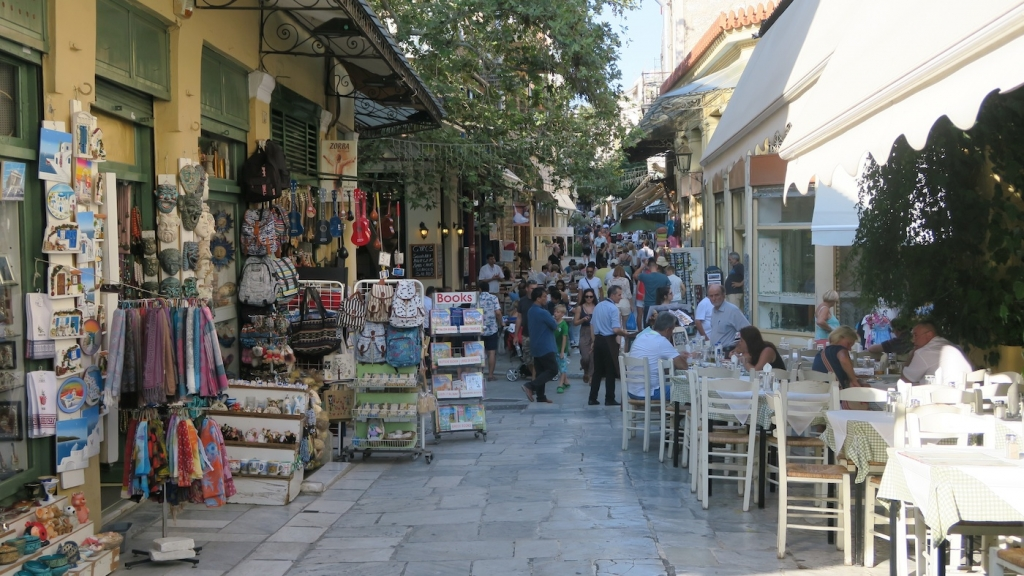 athens_plaka district
