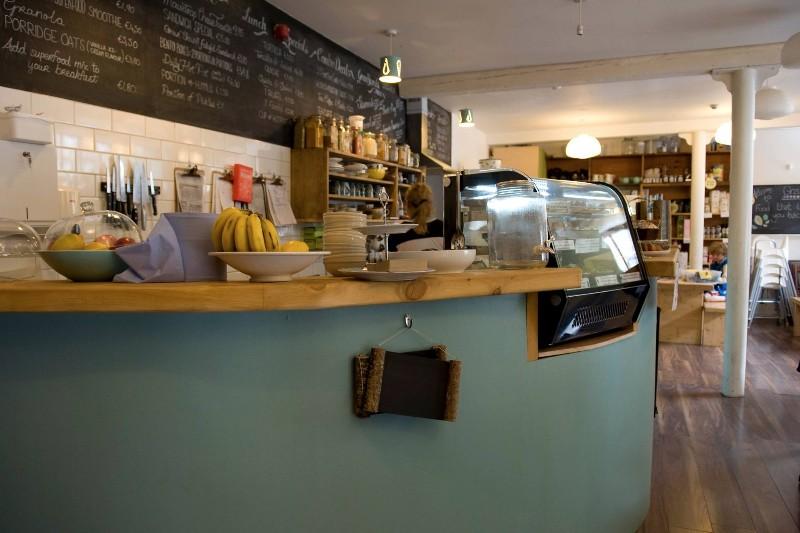 Graze Canteen @ The Elbowroom - Vegan Traveller Reviews ...