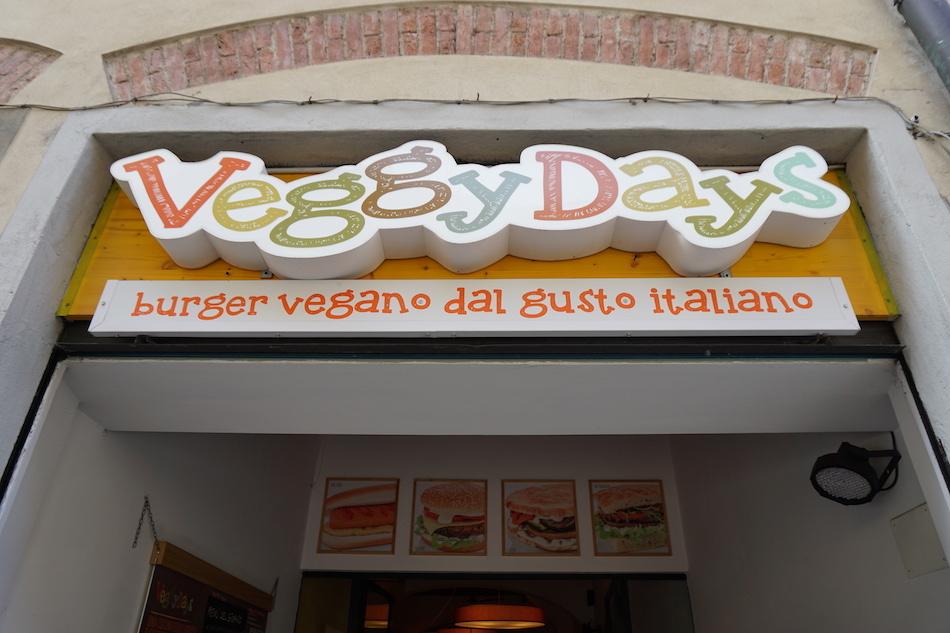 VeggyDays, Florence, Italy