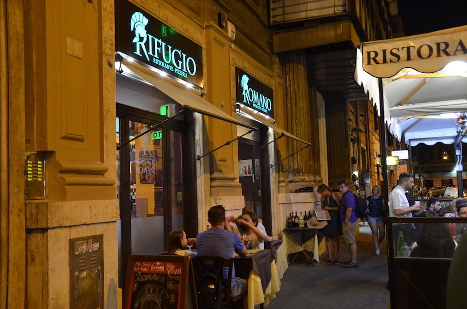 Rifugio Romano in Rome, Italy