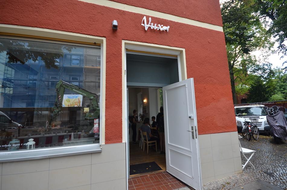 Vux Vegan Cafe