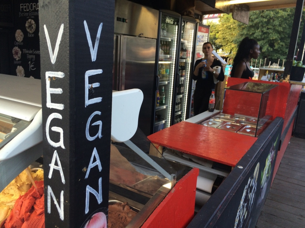 Vegan ice cream Berlin
