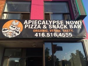 APIECALYPSE NOW PIZZA!