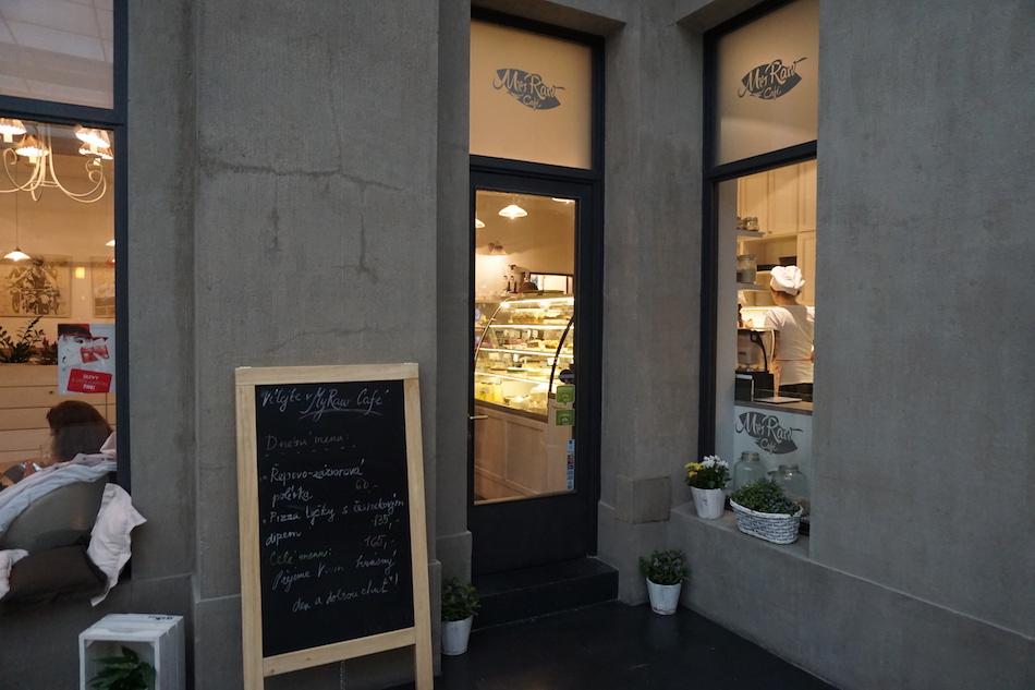 My Raw Cafe