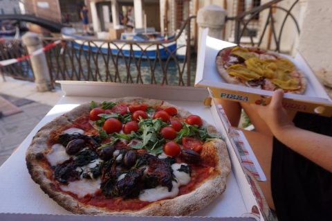 Vegan in Italy: Our First Challenge