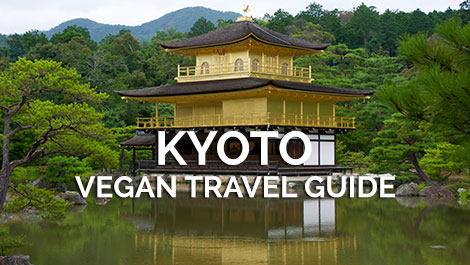 Kyoto Vegan Travel Guide