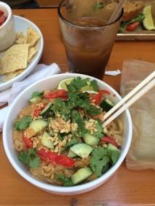 Pad Thai at Lunch Room, Ann Arbor
