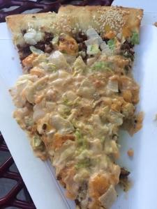 BIG MAC PIZZA MMMM