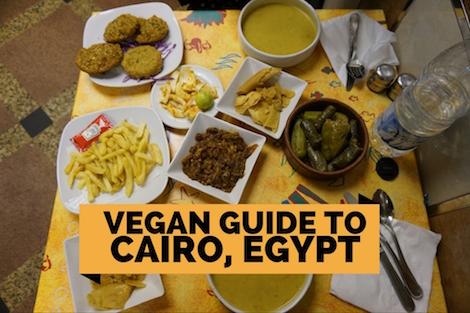 Vegan Guide To Cairo Egypt Vegan Travel Blog On Vegantravel Com