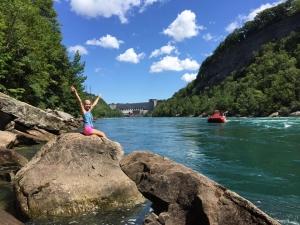 Hiking the Niagara Gorge!