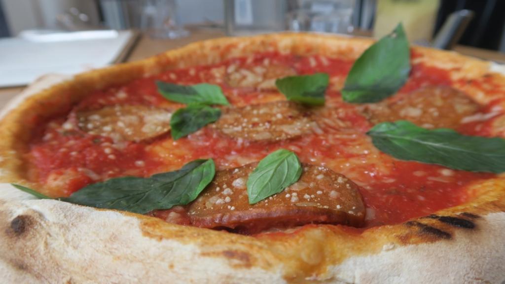 brighton uk vegan pizza purezza