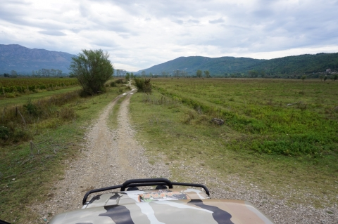 Off-Road Safari in Dubrovnik, Croatia