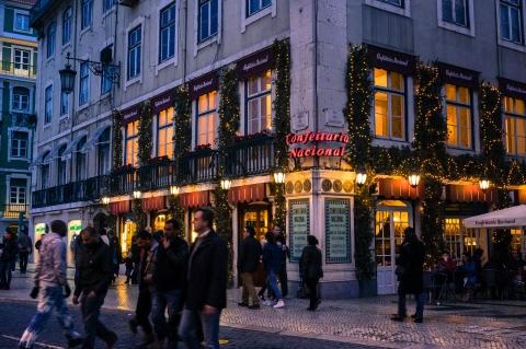 Favourite spots in Lisbon